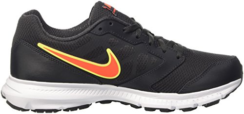 Nike Downshifter 6, Scarpe da Corsa Uomo Nero (Anthracite/Total Crimson/White/Volt)