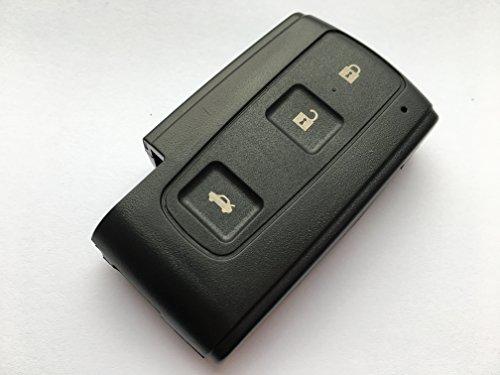 3Tasten Fernbedienung Schlüssel Fall Shell für Toyota Prius Corolla Verso Smart Schlüsselanhänger (Toyota-auto-alarm)