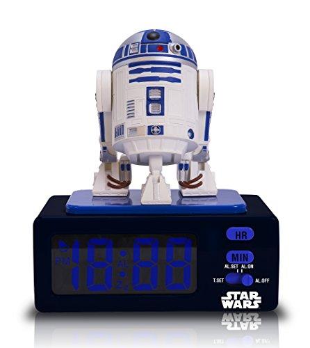 Star Wars - 15209 - R2-D2 Wecker, 20 cm