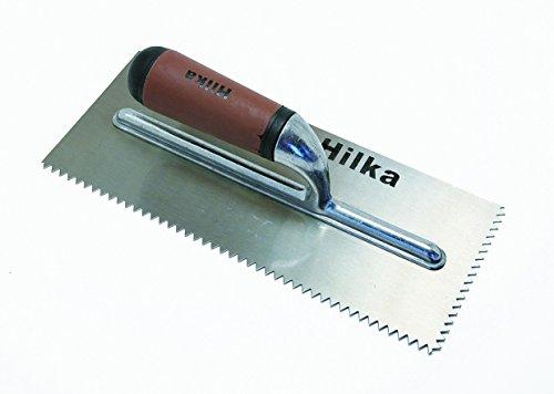 Hilka 6617040027,9cm Maurerkelle gezahnt