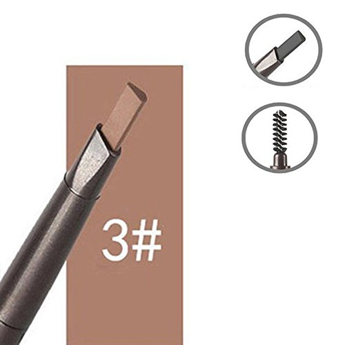 trillycoler-waterproof-automatic-rotated-makeup-eyebrow-pen-eyeline-pencil-brush-light-coffee