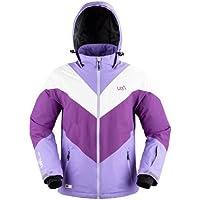 Urban Beach Women's Arrow Lilac Ski Jacket