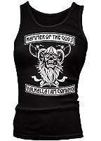 LED ZEPPELIN inspired IMMIGRANT SONG Hammer of the Gods Vest Top, Womens