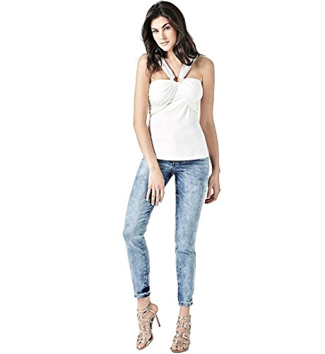 Guess Top Star Bianco