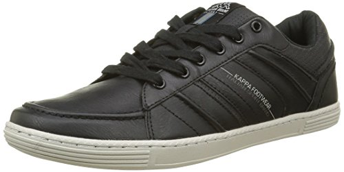 kappa-mens-boomer-trainers-black-size-6