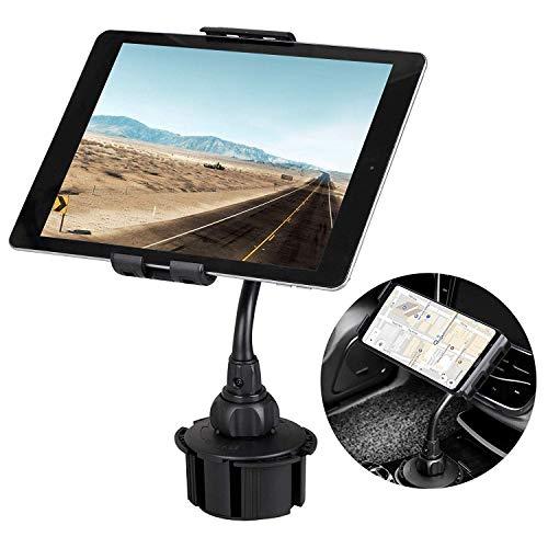 """Linkstyle 2 in 1 Autohalterung für Tablet & Smartphone für iPad Pro 10.5 9.7 / iPad Air/iPad Mini 4 3 2 / Samsung Galaxy Tab Aktiv 2 A2 S4 S3, iPhone XS XS Max XR X 8 8 Plus (Alle 4,7 """"- 11"""")"""