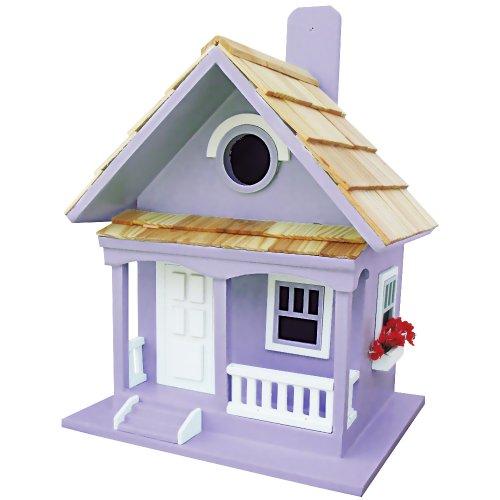Garden Bazaar Hbb-1009 Lilas Cottage Bird House - Lilas