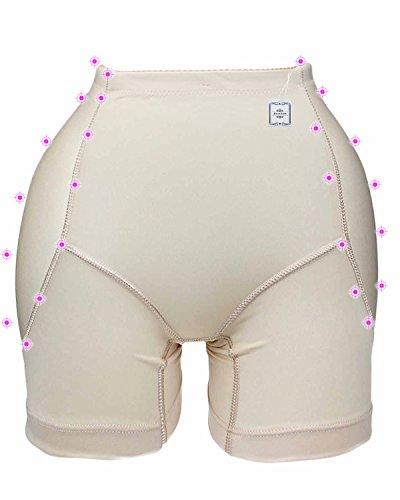 Junlan-Womens-Seamless-Shapewear-Hip-Up-Pad-Body-Sculpting-Underwear