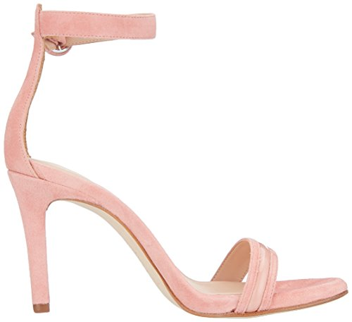 Unisa Wayana_KS_PA, Sandali con Cinturino Alla Caviglia Donna Arancione (Flamingo)