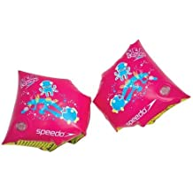 Kids Speedo Sea Squad Fish Arm Bands Swimming Training & Safety Aids