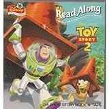 Toy Story 2 Read-along (Disney Readalong Tape & Book)