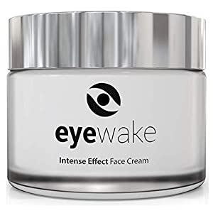 Wake Skincare Face Cream – Effective Anti Wrinkle Moisturiser – Contains Natural Antioxidants & Active Anti-Ageing…