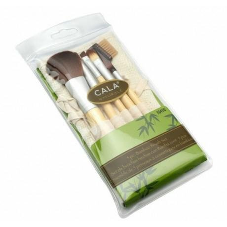 CALA Naurale 5pc Bamboo Brush Set.