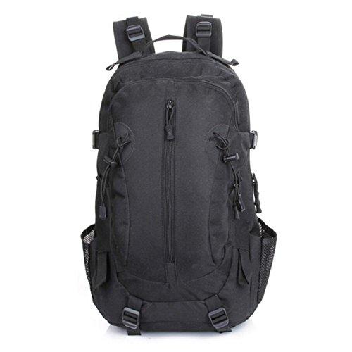 LF&F backpack 20-35L Kapazität wasserdichtes Nylon Militärfans tarnen militärischen taktischen Rucksack Outdoor Bergsteigen Tasche Sport Reise Rucksack Ausrüstung Lieferungen multifunktionalen Rucksac G