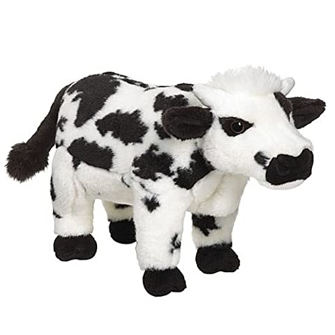 Webkinz Signature Normandy Cow Plush Toy Sealed with Adoption Code