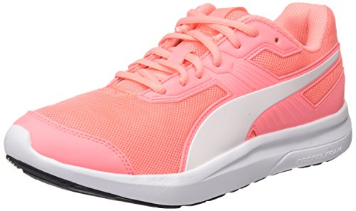 Puma Escaper Mesh, Scape per Sport Outdoor Unisex - Adulto, Rosa (Soft Fluo Peach White), 38 EU