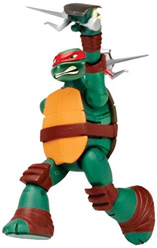 Giochi Preziosi - Turtles Personaggio Ninja Action Raffello