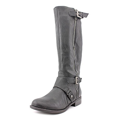 G By Guess Hertle 2 Wide Calf Synthétique Botte Black