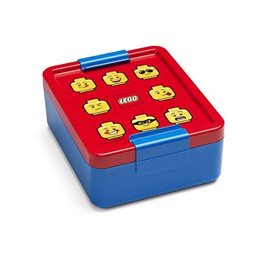 LEGO Fiambrera Iconic, Klassisch, Azul/Rojo, Talla única