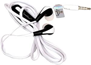 Signature High Quality Universal Earphone (with Mic and 1 year warranty)  For Micromax Q1+