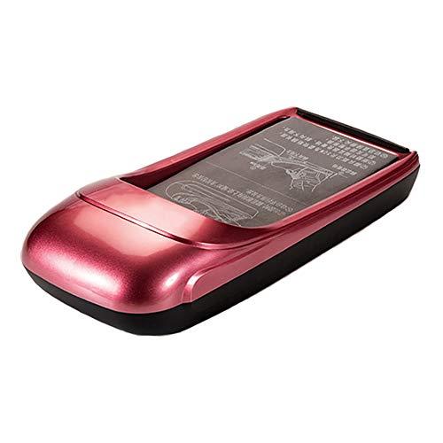 Gong Dispensador automático portátil de la Cubierta del Zapato, 3 Colores Opcional,Pink
