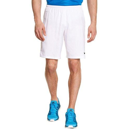 Nike Laser II Woven Short non-slippé Homme Midnight Blanc/Noir