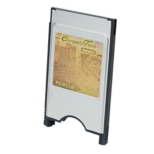 1x-ordinateur-portable-pcmcia-compact-flash-cf-lecteur-disque-carte-pc-adaptateur-silver