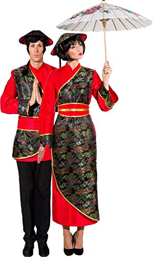 Chinese New Year Costumes - Couples Ladies AND Mens Traditional Chinese