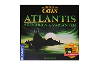 Siedler von Catan ATLANTIS & BASISSPIEL