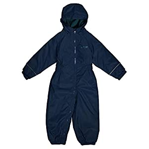 Regatta Kinder Splosh Iii Waterproof and Breathable Insulated Lightweight All-in-one Anzug