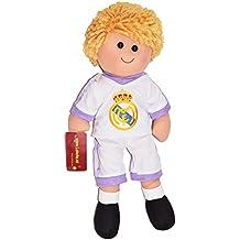Muñeco de trapo Futbol Madrid