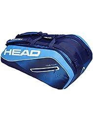 HEAD Tour Team 12r Monstercombi Tennisschlägertasche, Unisex