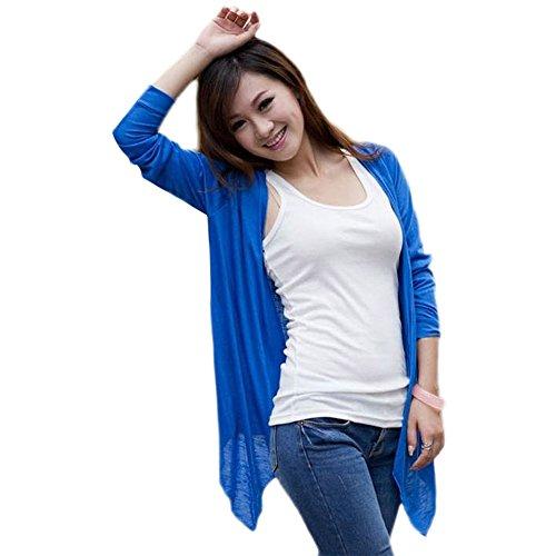 Sondereu - Gilet - Femme bleu foncé