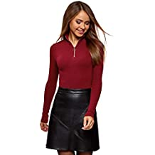 online store b0910 dd512 Suchergebnis auf Amazon.de für: Pullover Damen Reissverschluss