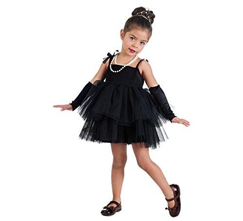 Imagen de limit  disfraz estrella de cine audrey para bebe, talla 3, 3 años