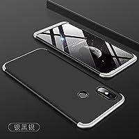Funda XiaoMi Mi 8, Carcasa XiaoMi Mi 8 con [ Protector de Pantalla de Vidrio