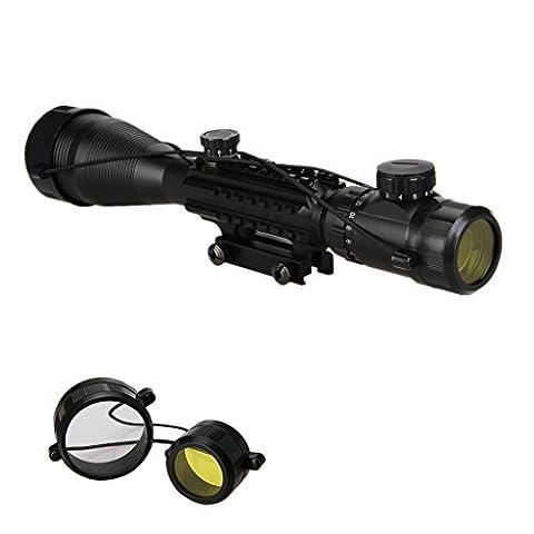 Excelvan C4-16X50EG Rouge / Vert Micro Dot Sight/Micro Viseur Point