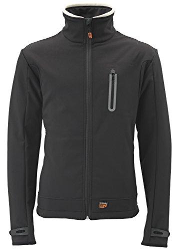 Beheizbare Softshell Jacke für Männer (L)