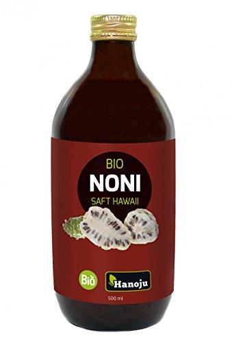 Bio Noni Saft aus Hawaii 100% Saft, 500 ml