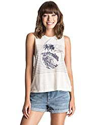 Roxy Damen Vest Retro Beach Muscle
