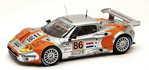 spyker-c-8-spyder-n86-le-mans-2006-143-spark-model-auto-competizione-modello-modellino-die-cast