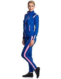 Mobina Chándal de Fitness Jogging Yoga para Mujer - rosa M