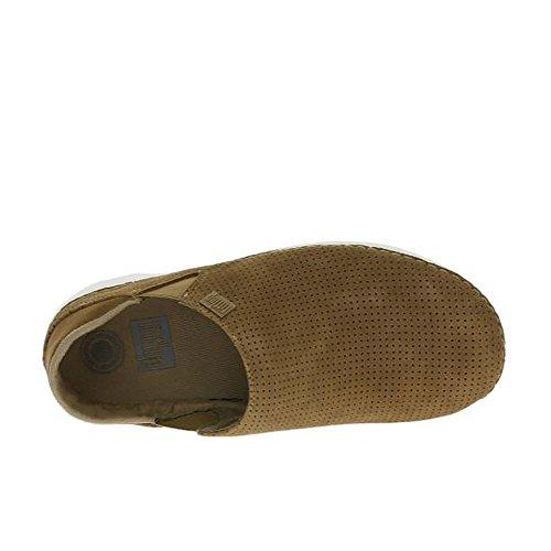 FitFlop Superloafer (perf) Chaussures Brun Doux Brun Doux