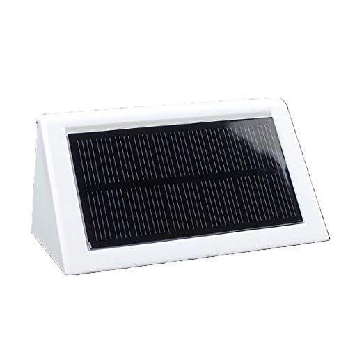 LIM Solarleuchten Für Außen, 20 LED Superhelles Solarlampe Mit Bewegungsmelder Lichter Bewegung Wasserdichte Sicherheitswandleuchte Draußen Für Garten, Zaun, Patio, Hof, Gehweg, Auffahrt, Treppen