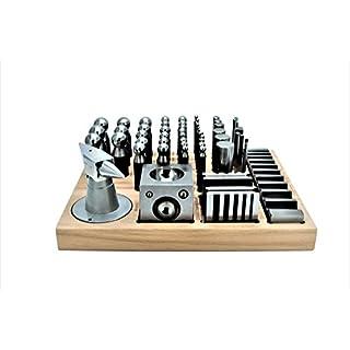 55 tlg. Verformungswerkzeug-Set FormeXX55 mit Kugelpunzen