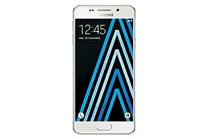 Samsung Galaxy A3 A310 Smartphone débloqué 4G (Ecran: 4,7 pouces - 16 Go - Simple Nano-SIM - Android) Blanc