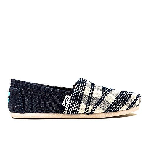 Tecido Schuh Marinha Clássicos Lona Das Mulheres