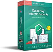 KASPERSKY INTERNET SECURITY 2019 - 4 USERS (1 Plus 1) x 2 - AUTHENTIC MIDDLE EAST VERSION