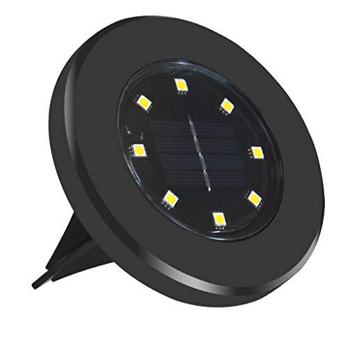 DIKHBJWQ,Pfad-Licht-Punkt-Lampen-Garten-Rasen-Landschaft des Solar-LED im Freien wasserdicht,Nachttischlampe Kinderzimmer Batterie,Wohnaccessoires,kupferdraht Lichterkette - Landschaft Beleuchtung-solar-pfad Lichter