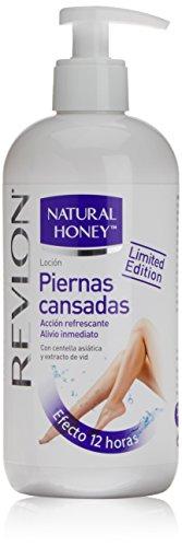 naturale Honey lozione corporale dosatore gambe stanche - 400 ml
